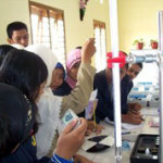 Studi Banding mahasiswa kimia Universitas Jember